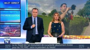 Pascale De La Tour Du Pin dans Première Edition - 01/07/16 - 11