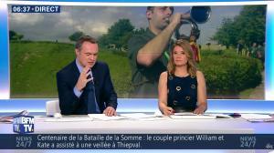 Pascale De La Tour Du Pin dans Premiere Edition - 01/07/16 - 14