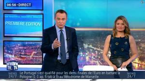 Pascale De La Tour Du Pin dans Premiere Edition - 01/07/16 - 17