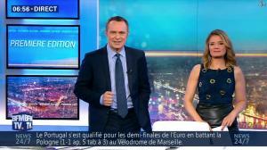 Pascale De La Tour Du Pin dans Premiere Edition - 01/07/16 - 18