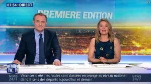 Pascale De La Tour Du Pin dans Premiere Edition - 01/07/16 - 30