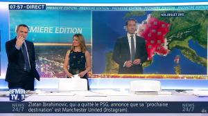Pascale De La Tour Du Pin dans Premiere Edition - 01/07/16 - 35