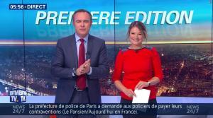 Pascale De La Tour Du Pin dans Premiere Edition - 16/09/16 - 04