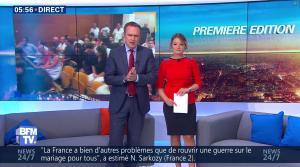 Pascale De La Tour Du Pin dans Premiere Edition - 16/09/16 - 05
