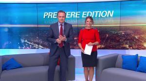 Pascale De La Tour Du Pin dans Premiere Edition - 16/09/16 - 06