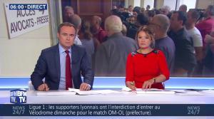 Pascale De La Tour Du Pin dans Premiere Edition - 16/09/16 - 09