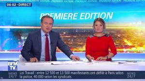 Pascale De La Tour Du Pin dans Premiere Edition - 16/09/16 - 10