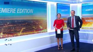 Pascale De La Tour Du Pin dans Premiere Edition - 16/09/16 - 11