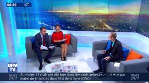 Pascale De La Tour Du Pin dans Premiere Edition - 16/09/16 - 16
