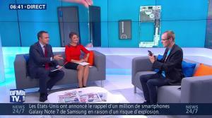 Pascale De La Tour Du Pin dans Premiere Edition - 16/09/16 - 18