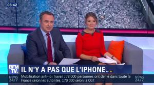 Pascale De La Tour Du Pin dans Premiere Edition - 16/09/16 - 19