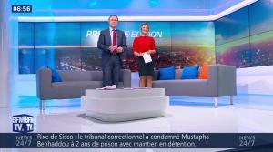 Pascale De La Tour Du Pin dans Premiere Edition - 16/09/16 - 21