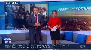 Pascale De La Tour Du Pin dans Premiere Edition - 16/09/16 - 23
