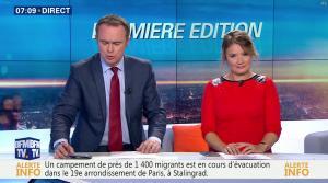 Pascale De La Tour Du Pin dans Premiere Edition - 16/09/16 - 25