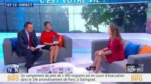 Pascale De La Tour Du Pin dans Premiere Edition - 16/09/16 - 29