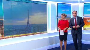 Pascale De La Tour Du Pin dans Premiere Edition - 16/09/16 - 33