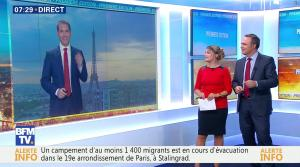 Pascale De La Tour Du Pin dans Premiere Edition - 16/09/16 - 34