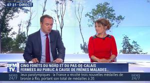 Pascale De La Tour Du Pin dans Premiere Edition - 16/09/16 - 36