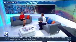 Pascale De La Tour Du Pin dans Premiere Edition - 16/09/16 - 37
