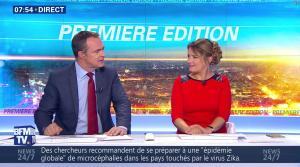 Pascale De La Tour Du Pin dans Premiere Edition - 16/09/16 - 39