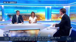 Pascale De La Tour Du Pin dans Premiere Edition - 29/08/16 - 06