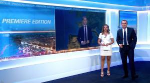 Pascale De La Tour Du Pin dans Premiere Edition - 29/08/16 - 11