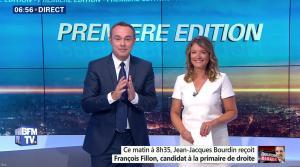 Pascale De La Tour Du Pin dans Premiere Edition - 29/08/16 - 17