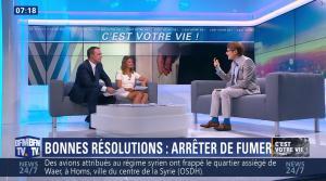 Pascale De La Tour Du Pin dans Premiere Edition - 29/08/16 - 20