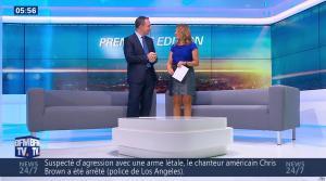 Pascale De La Tour Du Pin dans Premiere Edition - 31/08/16 - 04
