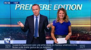 Pascale De La Tour Du Pin dans Premiere Edition - 31/08/16 - 05