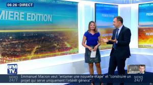 Pascale De La Tour Du Pin dans Premiere Edition - 31/08/16 - 14