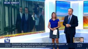 Pascale De La Tour Du Pin dans Premiere Edition - 31/08/16 - 16