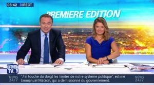 Pascale De La Tour Du Pin dans Premiere Edition - 31/08/16 - 21