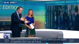 Pascale De La Tour Du Pin dans Premiere Edition - 31/08/16 - 23