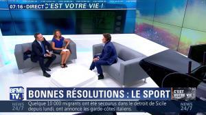 Pascale De La Tour Du Pin dans Premiere Edition - 31/08/16 - 31