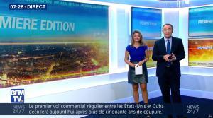 Pascale De La Tour Du Pin dans Premiere Edition - 31/08/16 - 34