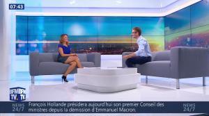 Pascale De La Tour Du Pin dans Premiere Edition - 31/08/16 - 40