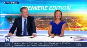Pascale De La Tour Du Pin dans Premiere Edition - 31/08/16 - 43