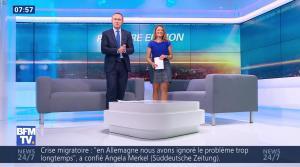 Pascale De La Tour Du Pin dans Premiere Edition - 31/08/16 - 44
