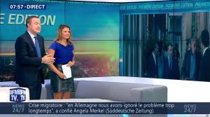 Pascale De La Tour Du Pin dans Premiere Edition - 31/08/16 - 45