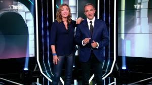 Sandrine Quétier dans 50 Minutes Inside - 01/10/16 - 04
