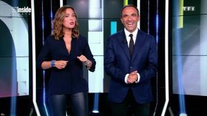 Sandrine Quétier dans 50 Minutes Inside - 01/10/16 - 05