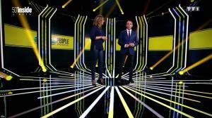 Sandrine Quétier dans 50 Minutes Inside - 01/10/16 - 06