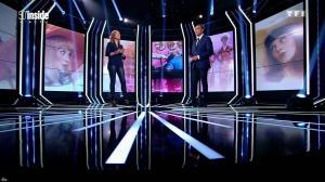 Sandrine Quétier dans 50 Minutes Inside - 01/10/16 - 09