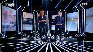 Sandrine Quétier dans 50 Minutes Inside - 01/10/16 - 11