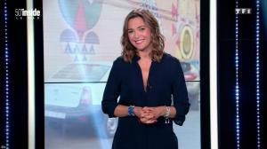 Sandrine Quétier dans 50 Minutes Inside - 01/10/16 - 13