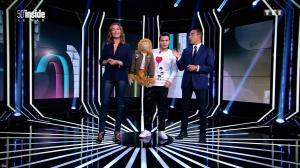 Sandrine Quétier dans 50 Minutes Inside - 01/10/16 - 15