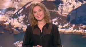 Sandrine Quétier lors du Tirage du Loto - 12/10/16 - 04