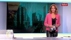 Sonia Mabrouk dans On Va Plus Loin - 20/09/16 - 04