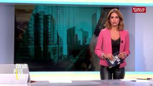 Sonia Mabrouk dans On Va Plus Loin - 20/09/16 - 05